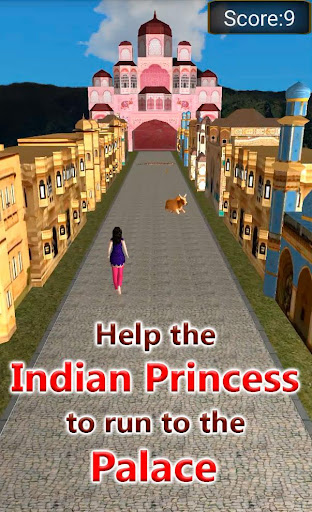 Indian Princess Runner
