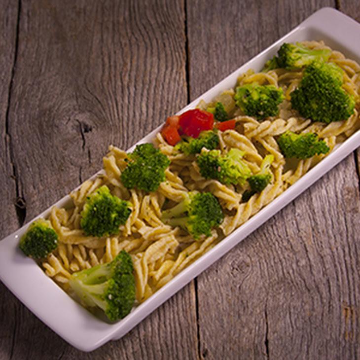 Fusilli with Broccoli