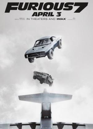 Filme Poster Velozes & Furiosos 7 HC HDRip XviD Dual Audio & RMVB Dublado