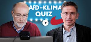 Bild aus Video: Professor Harald Lesch mit Klimaforscher Professor Stefan Rahmstorf.