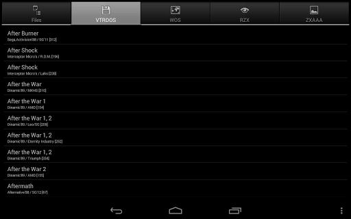 USP - ZX Spectrum Emulator apkmind screenshots 14
