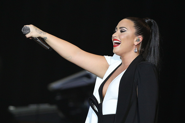 Demi Lovato has been hospitalised