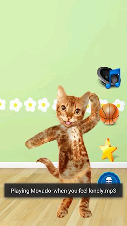 Dancing Talking Cat 1.2 screenshot 243069