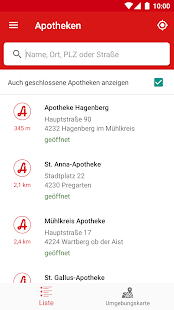 Apo-App Apotheken und Medikamente - náhled
