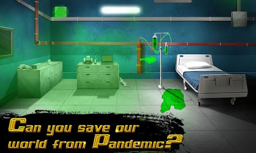 Escape Room Hidden Mystery – Pandemic Warrior MOD Unlimited Money 1
