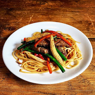 Vietnamese Beef Stir-fry.