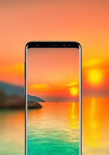 Sunset Wallpapers QHD Screenshot Thumbnail