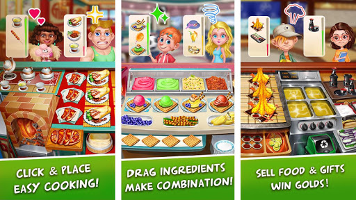 Star Cooking Chef - Foodie Madnessud83cudf73 2.9.5009 screenshots 5
