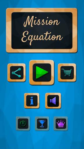 Mission Equation | Endless Run | Quick Math Games