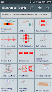 Pro Electronics toolkit-Circuit calculator for PC / Windows