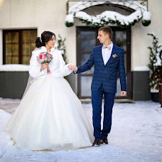 Wedding photographer Maksim Mironov (makc056). Photo of 15.02.2018
