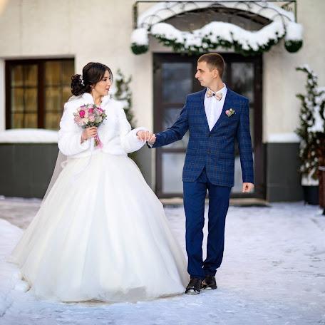 Wedding photographer Maksim Mironov (makc056). Photo of 15.02.2018