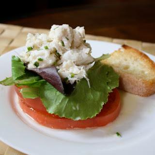 Tarragon Crab Salad.
