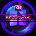 Next Launcher Theme MixedColor Icon