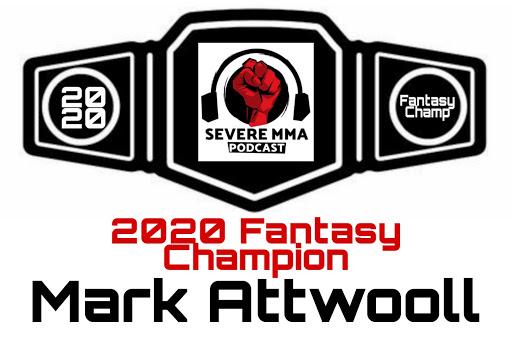 Episode 315 – Severe MMA Podcast