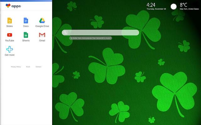 Saint Patrick S Day Wallpaper Theme Hd