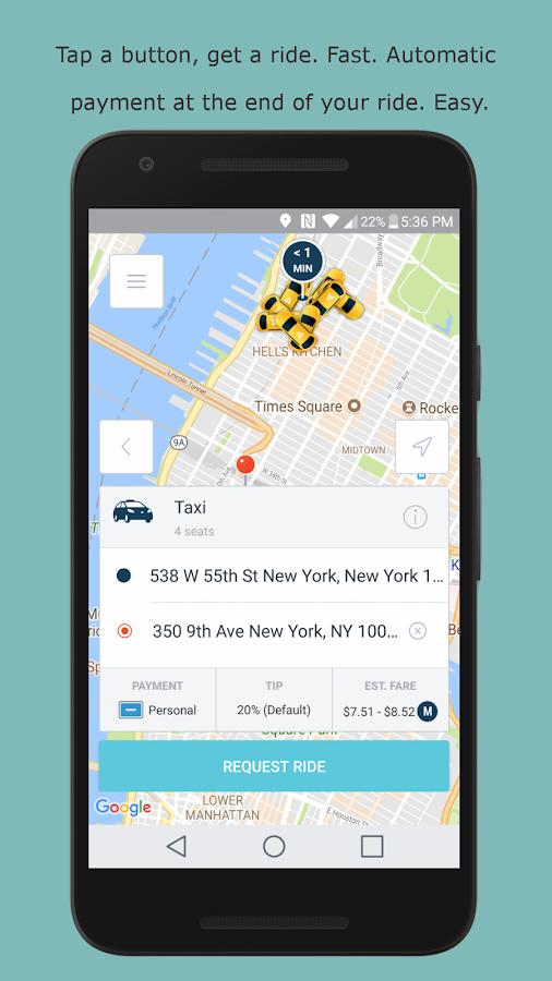 taxi apps boston