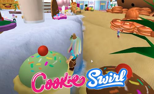 Cookie Swirl Rbx Mod Obby 2
