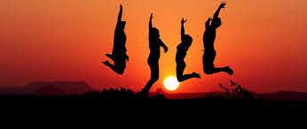 Sunset Jump Sport - Free photo on Pixabay