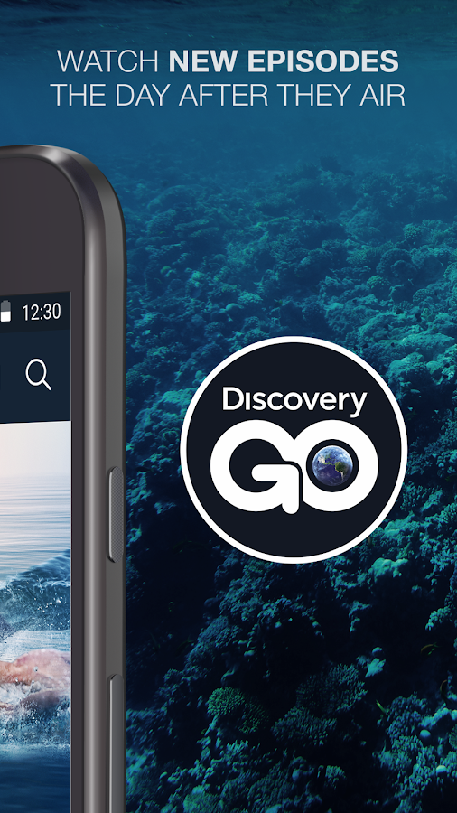 Discovery GO- screenshot