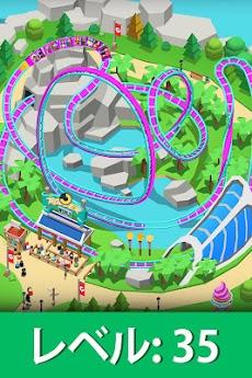 《Idle Theme Park》- 素敵なテーマパークを建てようのおすすめ画像2