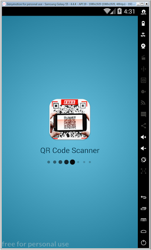 Android Lication Qr Barcode Scanner