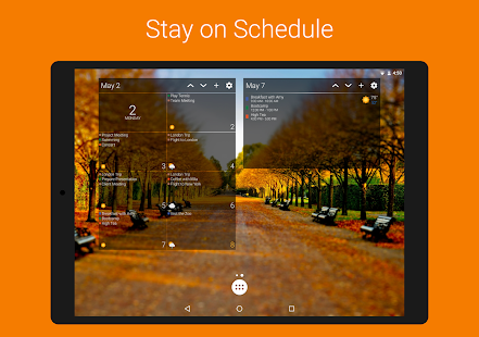 DigiCal Calendar Agenda- screenshot thumbnail