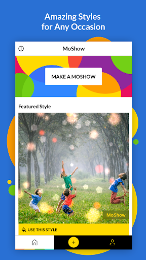 MoShow - Slideshow Maker, Photo & Video Editor 2.5.0.0 Screenshots 4