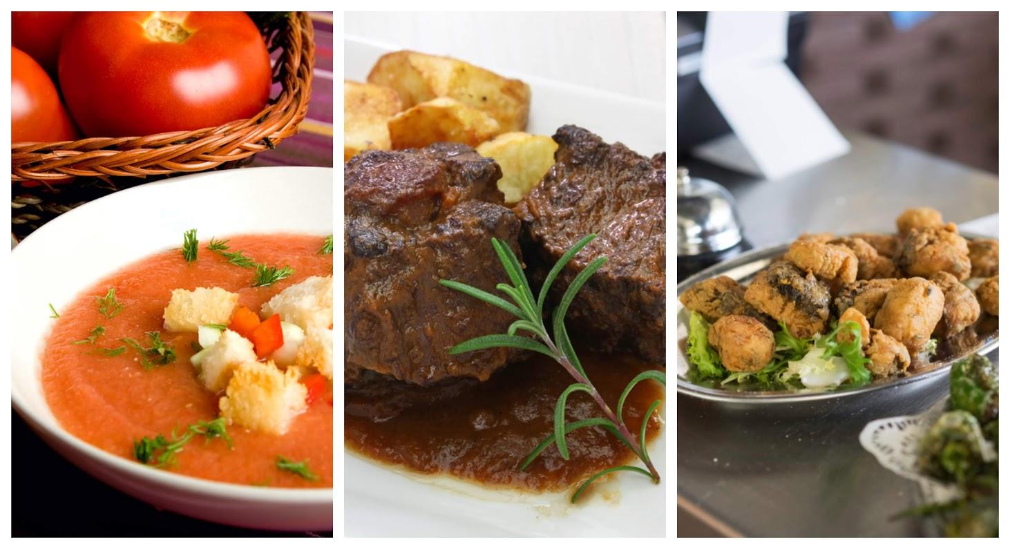 platos típicos de Andalucía