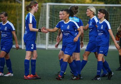 Wat gebeurde er allemaal in 2e nationale A van het vrouwenvoetbal?