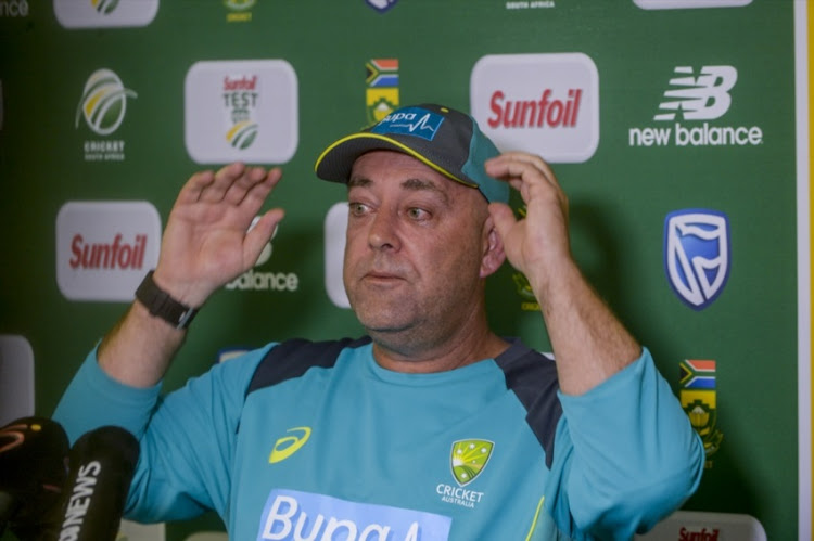 Despite a ball tampering scandal and the resignations and suspensions of key individuals (including coach Darren Lehmann, pictured here, who resigned in March 2018), Australian all-rounder Daniel Christian says the national team is getting back on track.