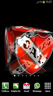 3D Independiente Wallpaper - screenshot thumbnail
