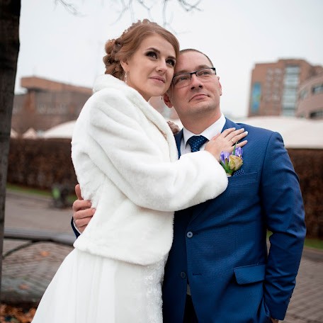 Wedding photographer Oleg Batenkin (batenkin). Photo of 30.10.2017
