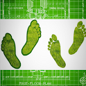 The Green-Print icon