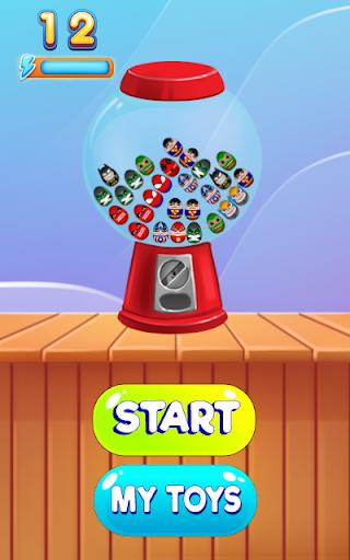 Vending Machine Eggs Super Hero 1.01.0 screenshots 2