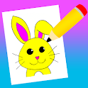 How To Draw Cute Animals Easy icon