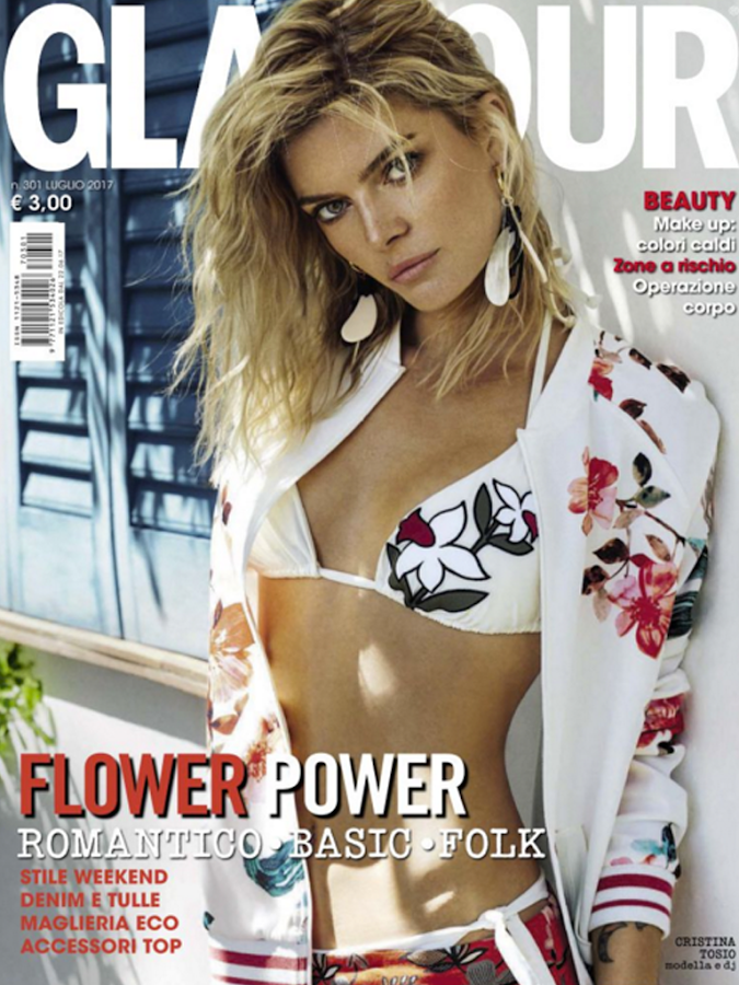 Glamour Italia- screenshot