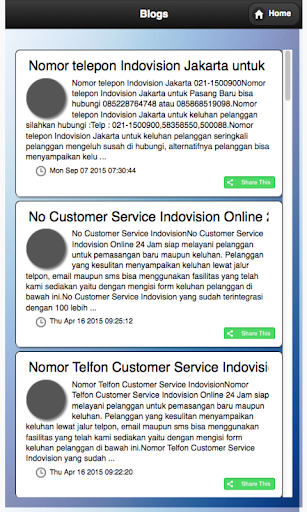 Download Call Center Indovision Google Play softwares