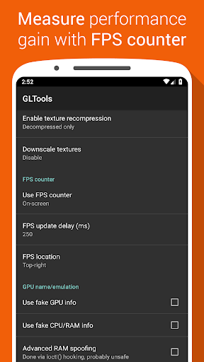 GLTools [root] (gfx optimizer)
