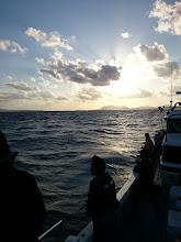 Photo: 昨日は「大爆釣」でした。 今日もイケるはず! 強風ですが、ガンバっていきましょー!