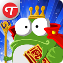 King of Frogs Puzzle Pond icon