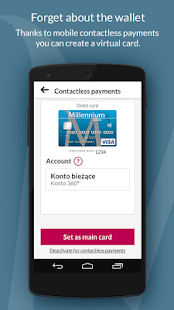 App Bank Millennium APK for Windows Phone