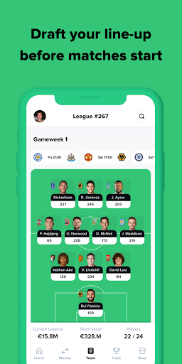 Bemanager - Be a Soccer Manager 2.59.0 de.gamequotes.net 4
