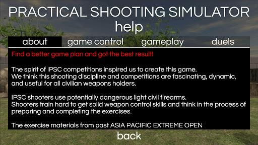 Practical Shooting Simulator 2.3 screenshots 7