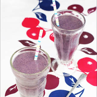 Easy Protein Rich Smoothie.