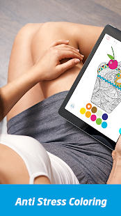 Shade - Adult Coloring Book- screenshot thumbnail