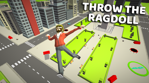 Ragdoll Throw 2.0.1 screenshots 9