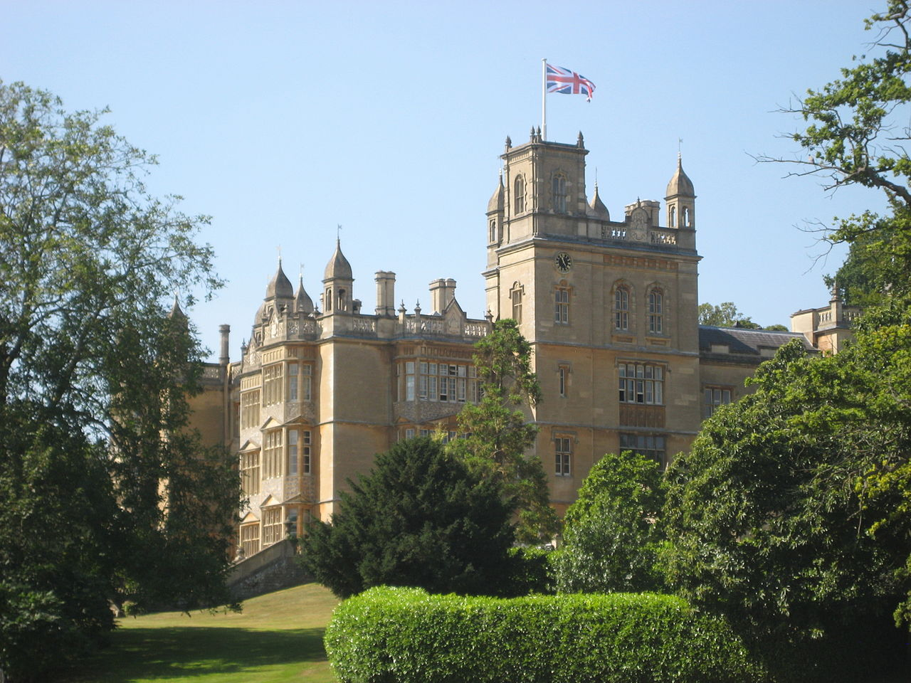 The Englefield Estate, which served as the X-Mansion in X-Men: First Class