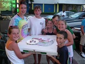 Photo: PIZZA PARTY TONIGHT !