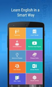 #1 Vocab App: Editorial, Quiz, Grammar, Dictionary 1